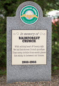 Rainforest Crunch