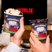 QUIZ: What Netflix Original And Ben & Jerry's Flavor Should I Pair?
