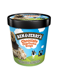 Chocolate Chip Cookie Dough Original Ice Cream Pints
