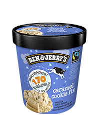 Caramel Cookie Fix Moo-phoria Light Ice Cream Pints