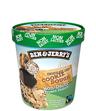 Chocolate Chip Cookie Dough Non-Dairy Frozen Dessert Pints