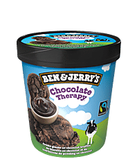 Chocolate Therapy® Original Ice Cream Contenants