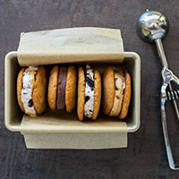 Recipe: Vegan Frozen Dessert Sandwiches