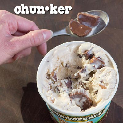 Ben & Jerry's - The Chunker