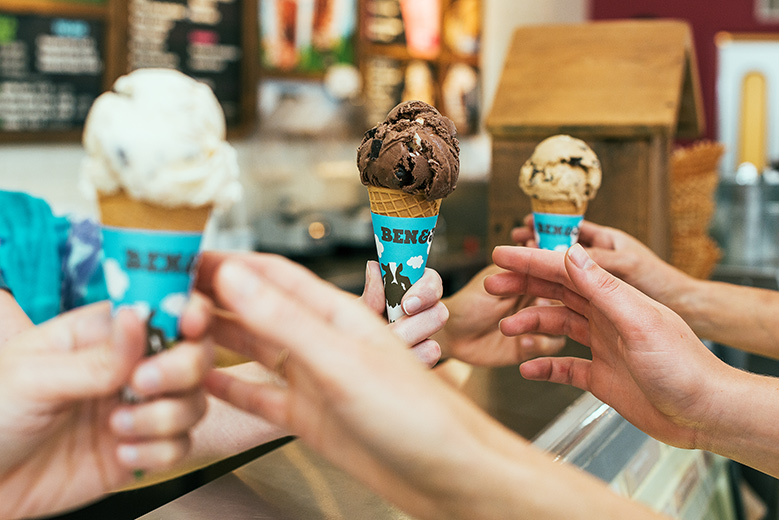 Ben & Jerry's Free Cone Day History - 2015