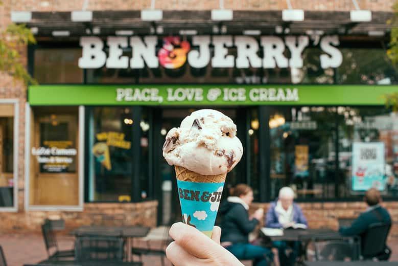 Histoire de la journée du cornet gratuit de Ben & Jerry's - 2016