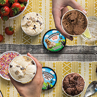 Top 3 Ben & Jerry's Flavours of 2020
