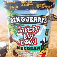 Ben & Jerry's Flavours from Around the World